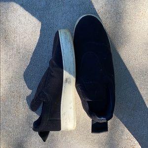 Black Celine sneakers!